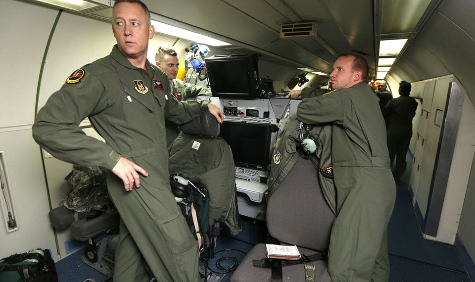 Base tests readiness with exercises > Tinker Air Force