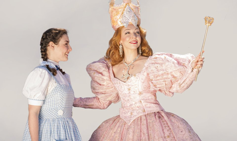 good evil witches provide contrast in lyric theatre s wizard of oz