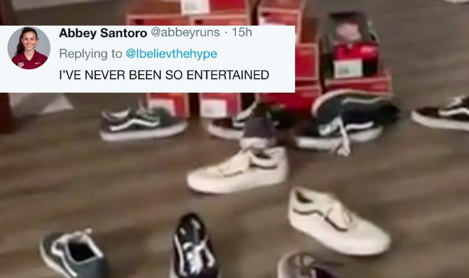 People Are Throwing Their Vans Sneakers For This Viral