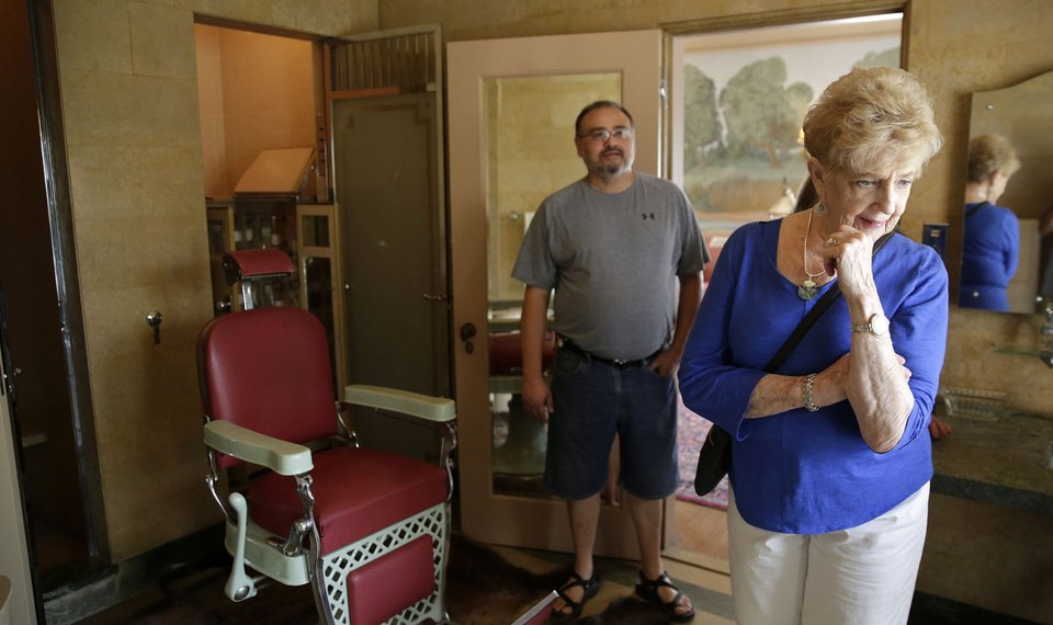 Efforts made to save historic Frank Phillips Home in