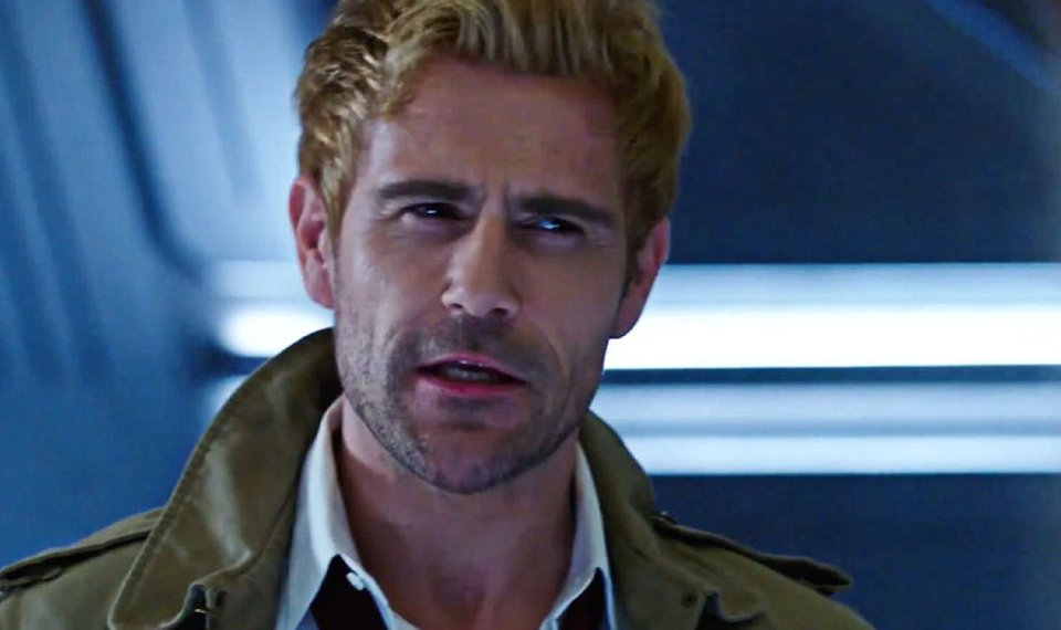 Word Balloons: Constantine to return on 'Legends' and in
