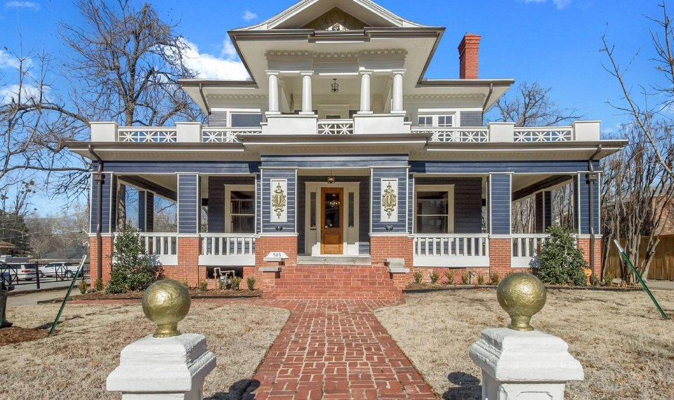 restored oklahoma city mansion opens as event center