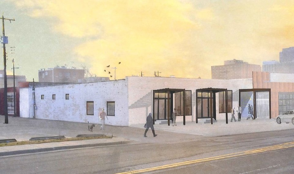 Renovation Of Former Okc Midtown Tire Shop Will Bring Mexican Restaurant