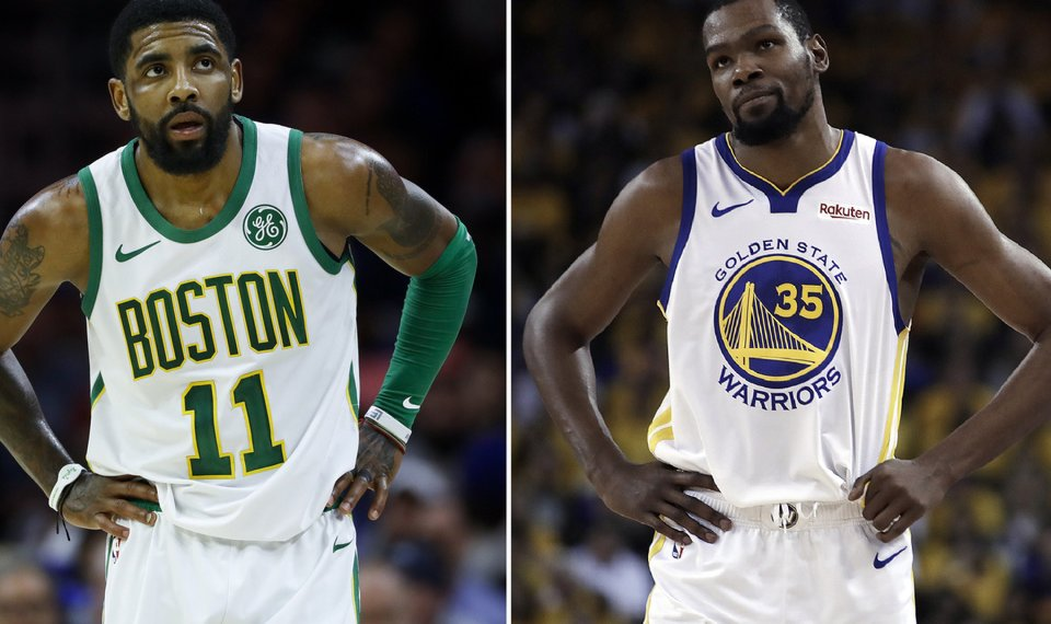 2f5e05ced7a Will Kevin Durant and Kyrie Irving work?