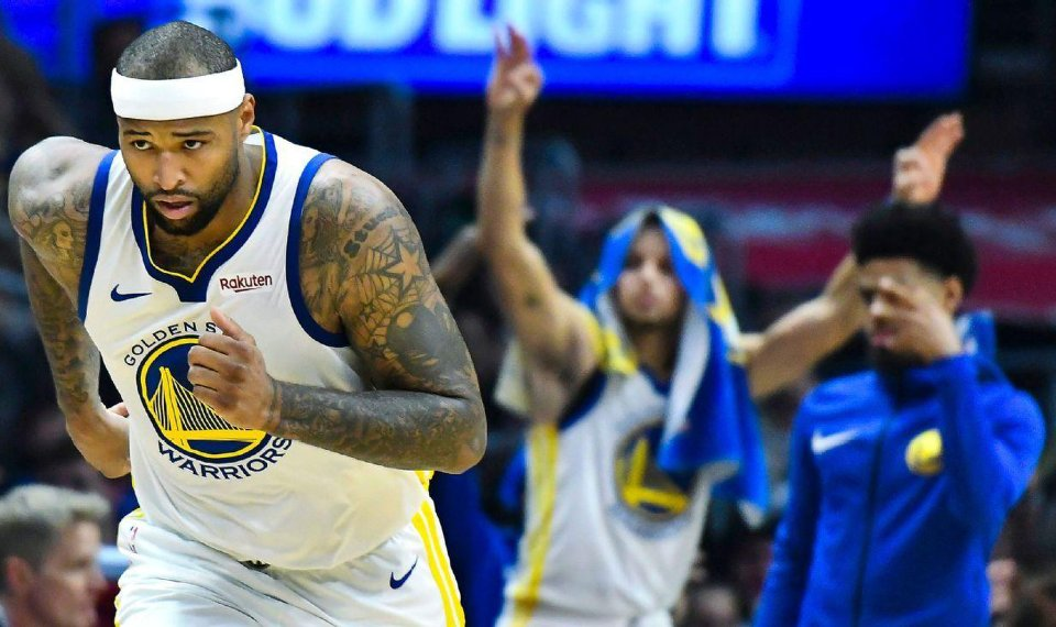 Warriors Seek Redemption Vs Lakers With Boogie