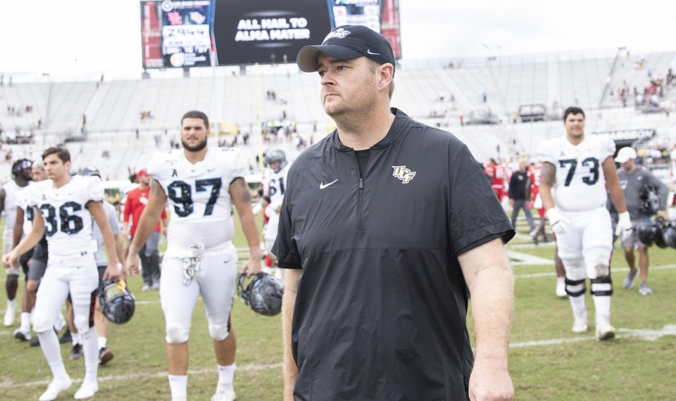 OU football: Josh Heupel talks more about UCF & the Sooners