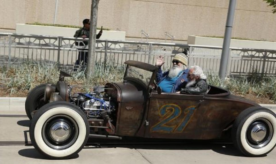 Classic cars, hot rods on display this weekend at State Fair Park