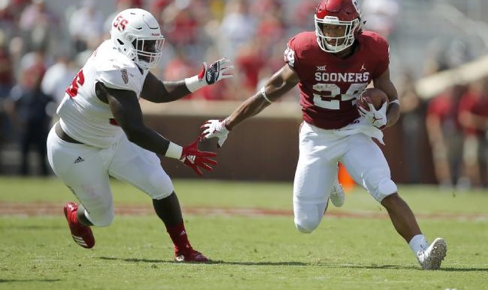 492d8b9a NFL Notebook: Former OU star Rodney Anderson cleared to practice ...