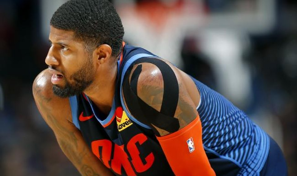 Paul George takes on leadership role with Thunder as promised d8d6a0cfa