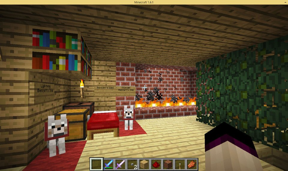 At A Glance Questions To Ask Children About Minecraft
