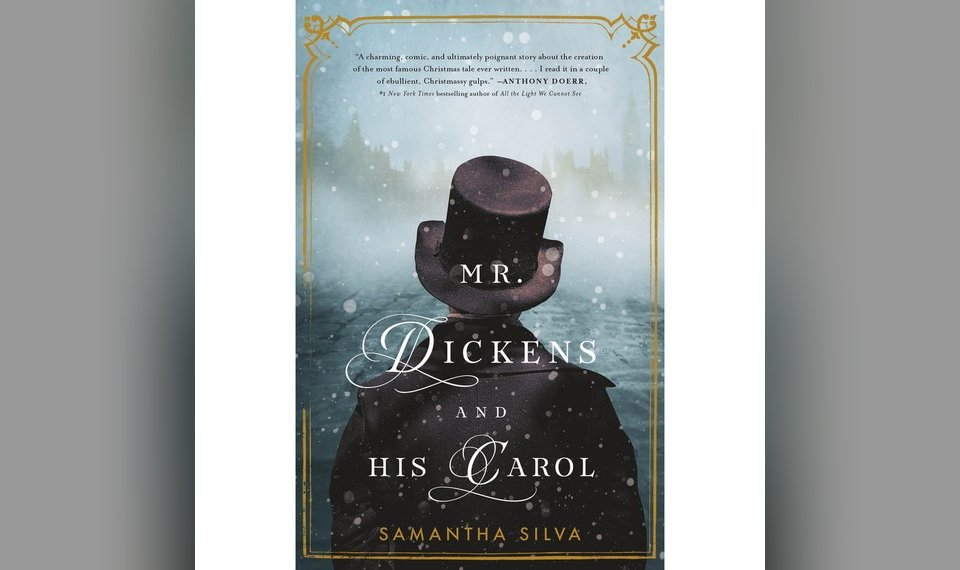 Debut Author Writes Fanciful Book About Charles Dickens A