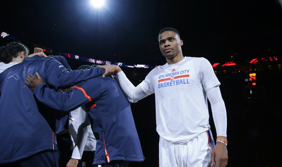 88ed7b35901b How much have Russell Westbrook s MVP chances been helped by his two-week  run of