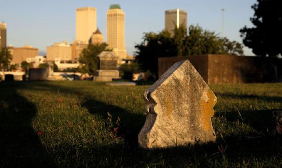 Search for mass graves from Tulsa race riot was unsuccessful