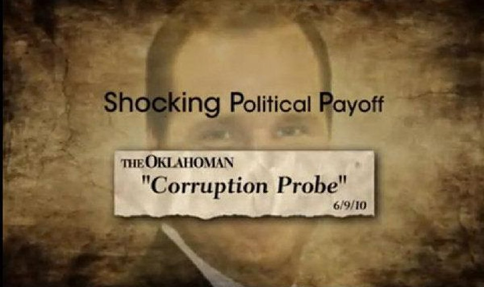 Oklahoma elections: Corn's ad tries to link opponent to political ...