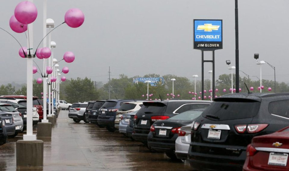 Fraud, Deceptive Practices Alleged In Civil Lawsuit Against Jim Glover And  Others In Sale Of Dealership