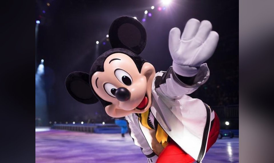 Acrobatic and interactive: 'Disney On Ice Presents Mickey's