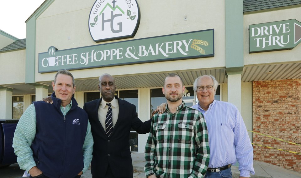 Seeking 'Higher Grounds': New coffee shop in Oklahoma serves