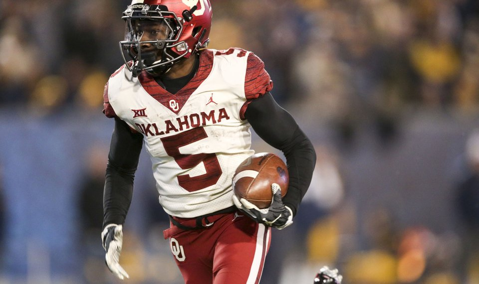 OU football: Sooners to wear alternate 'Rough Rider ...