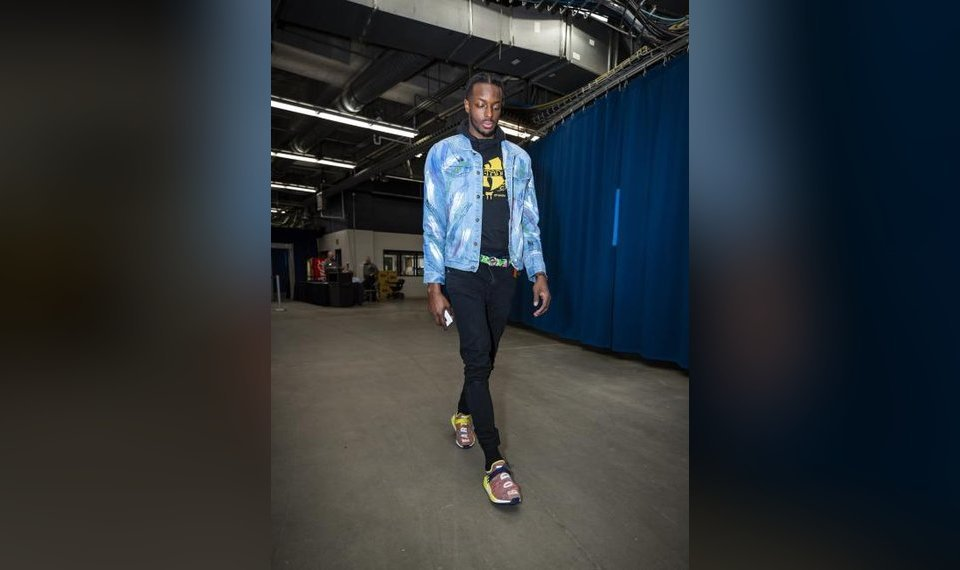 Thunder: Jerami Grant's 'fascination with getting better' shows up in his play, art