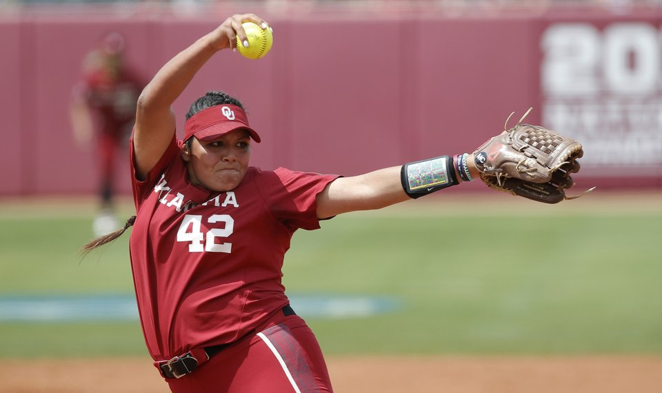 OU softball: Mariah Lopez, two more Sooners in NCAA transfer portal
