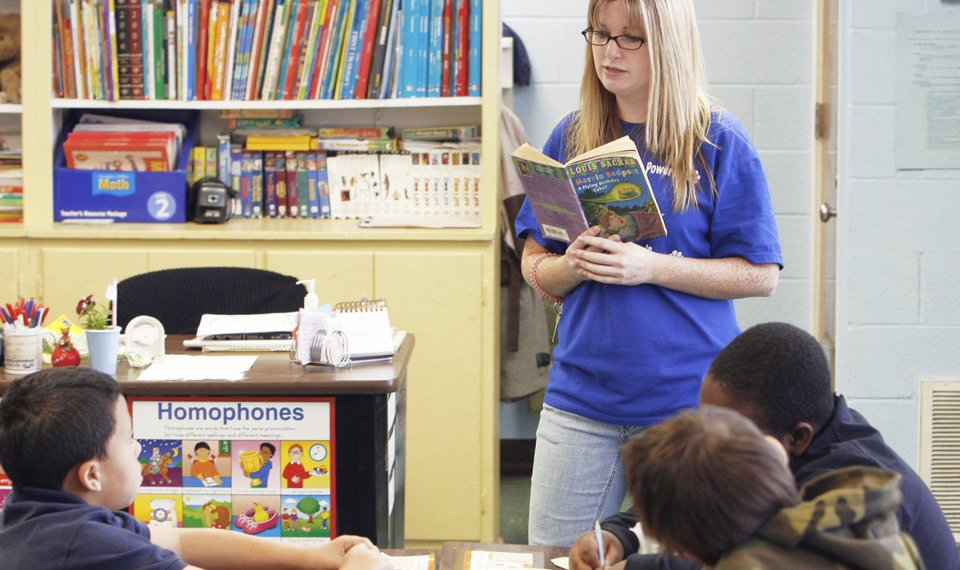 More Oklahoma City Teachers Are Taking Different Course To Career