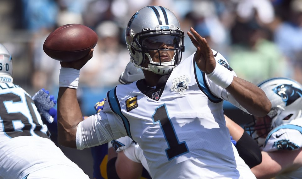 Same Cam? Newton's 2019 debut looked a lot like 2018 finish
