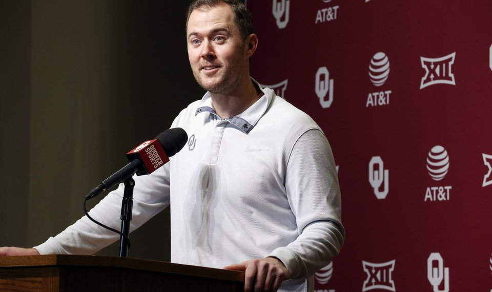 Ou 2020 Calendar Lincoln Riley and the Sooners are ahead of schedule in 2020