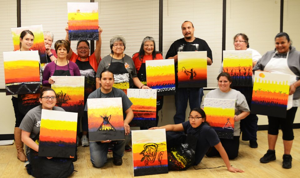 Oklahoma City Indian Clinic offers cultural identity activity