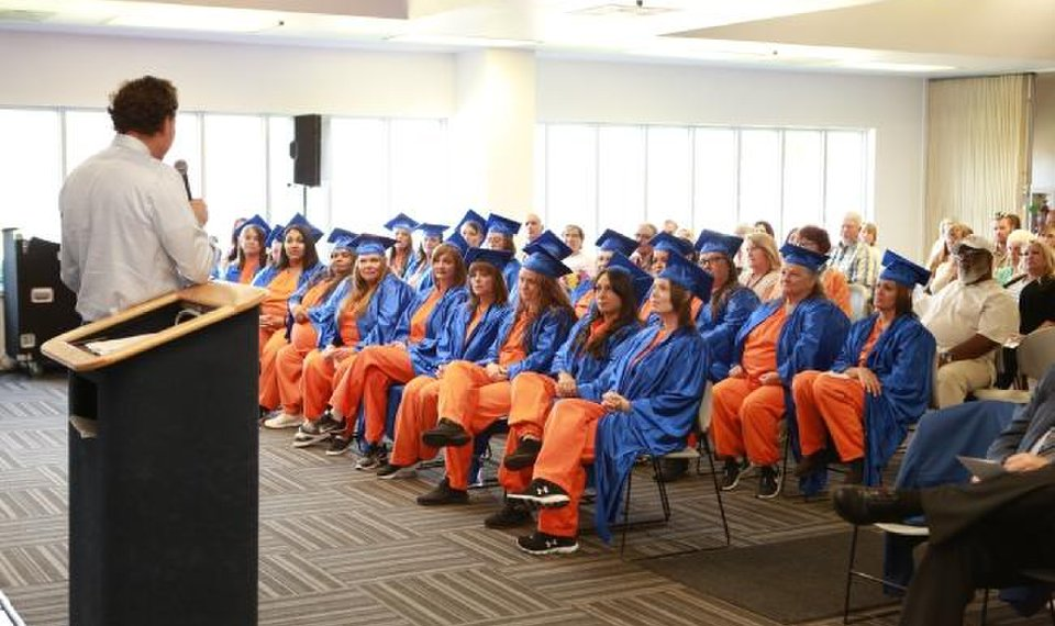 Scripture-based Prison Fellowship academy is transforming lives