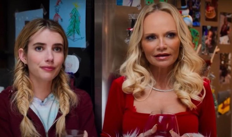 Oklahoman Kristin Chenoweth Stars As The Hilariously Inappropriate Aunt In Netflix S Holidate Trailer
