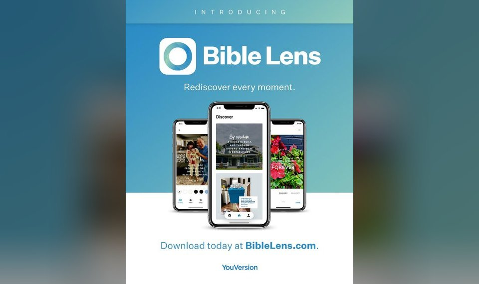 Pictures worth a thousand Words: Life Church launches new Bible Lens