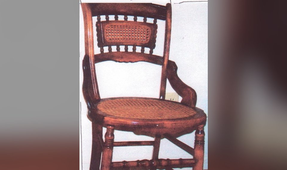 Victorian Eastlake Side Chairs Were Used In Parlors Or Dining Rooms.