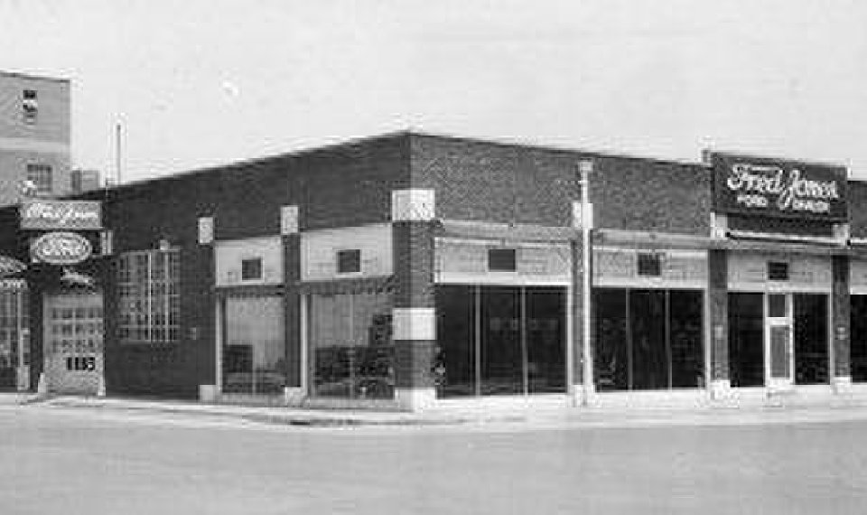 Ford Dealership Okc >> Fred Jones dealership in downtown OKC is history, but will ...