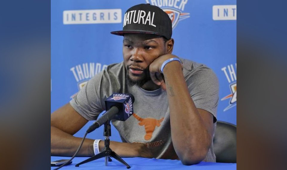 a57e10738997 OKC Thunder  The factors that will guide Kevin Durant s big decision