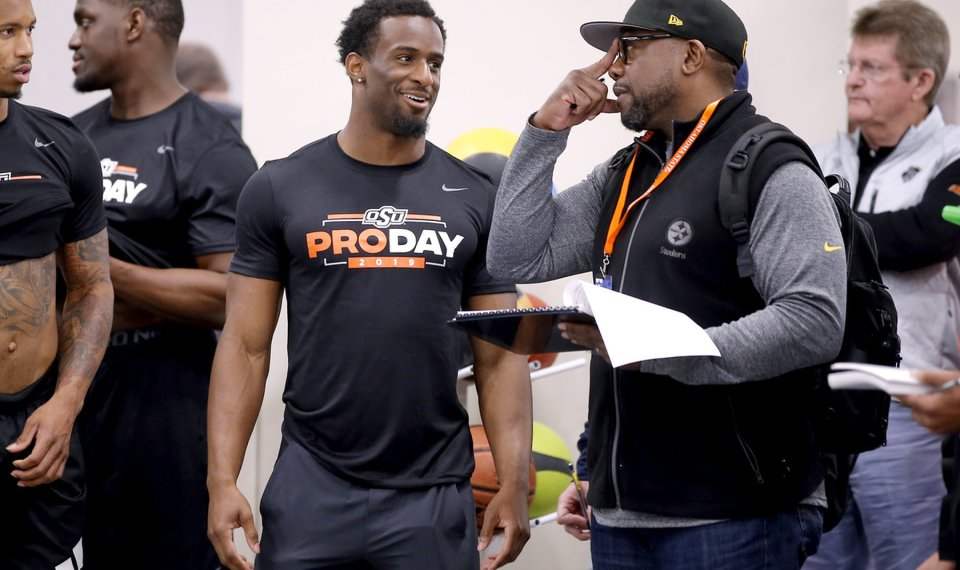 OSU football: Looking at how the Cowboys' draft picks fit in with their new teams