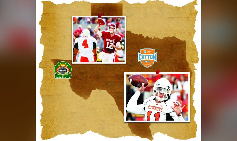 Texas two-step: OSU, OU bowl games south of the Red River