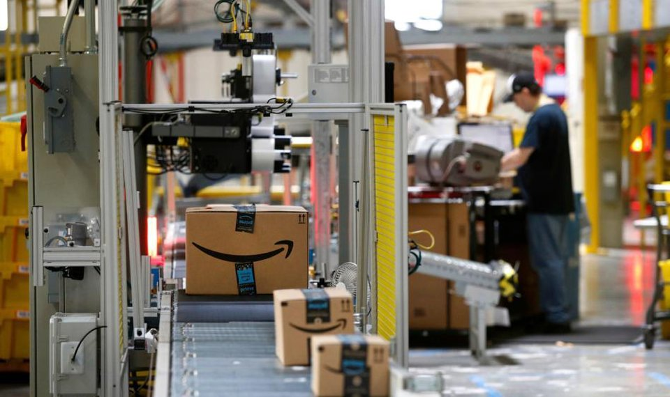 Sources: Tulsa in discussions with Amazon to construct