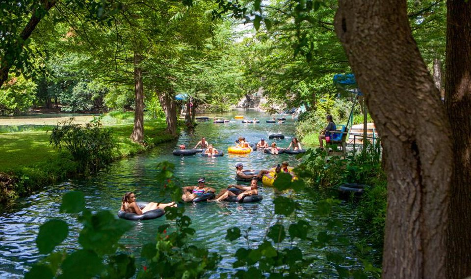Float on: Mother-daughter visit to Schlitterbahn New