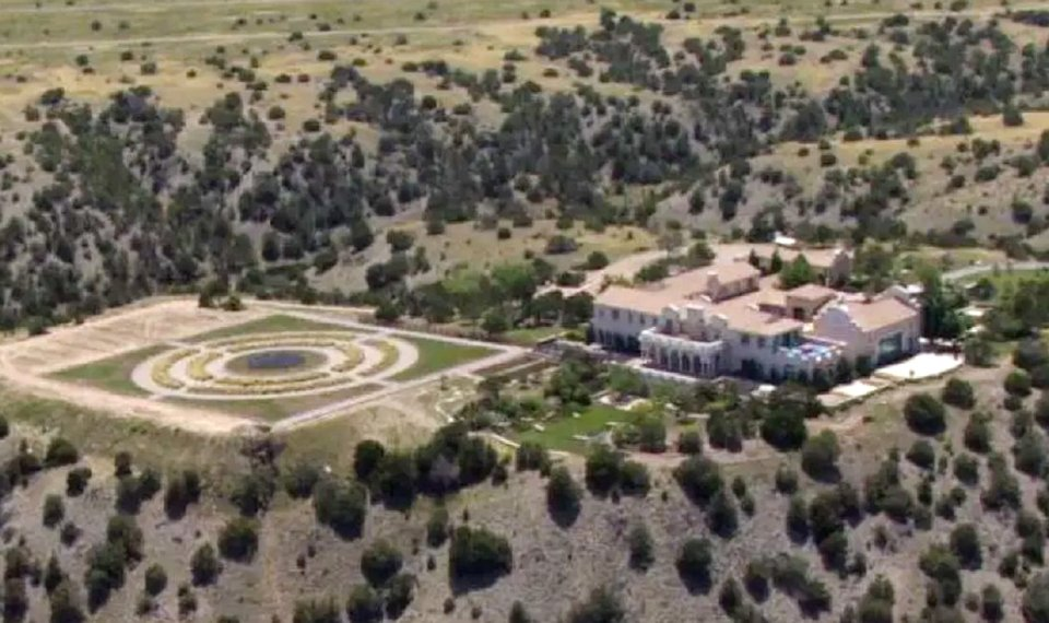 New Mexico official: Retake state land leased to Epstein