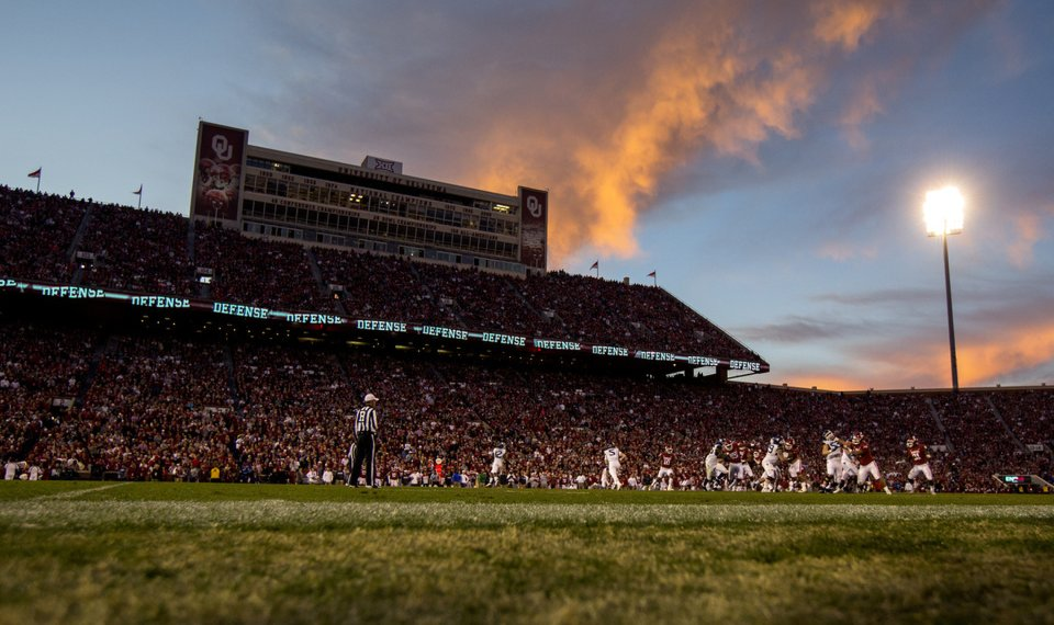 Oklahoma S 2019 Football Schedule Released Bedlam Back After