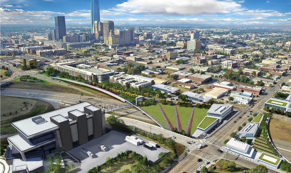 Potential MAPS 4 projects, but not a new downtown arena, emerging
