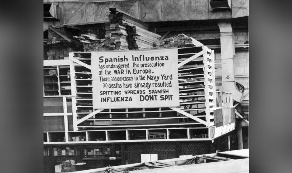 How Oklahoma City Reacted To The 1918 Spanish Flu Pandemic