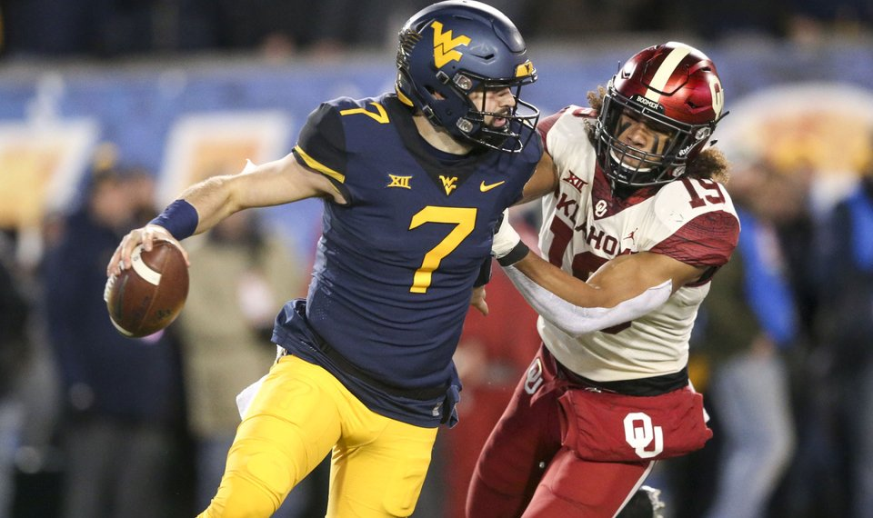Oklahoma-West Virginia ESPN's highest-rated Friday game ...