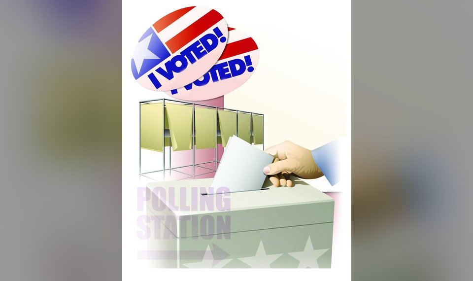 Vote Tuesday >> Oklahoma Law Gives Employees Time To Vote Tuesday