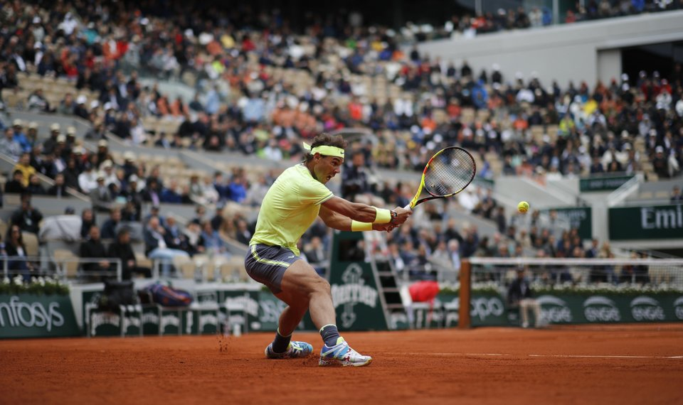 French Open Glance Nadal Aims For 12th Title Against Thiem