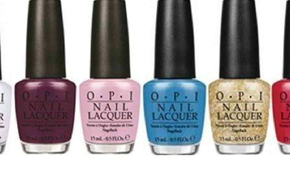 OPI celebrates Alice with new nail colors