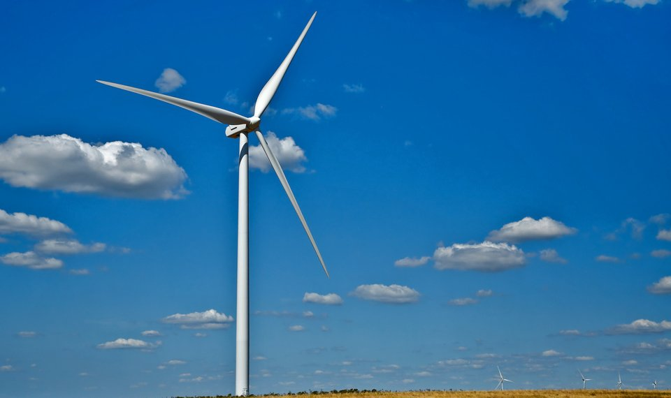 Oklahoma wind farm dedication is just the Origin, officials say