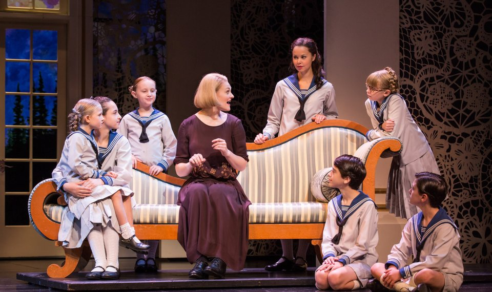 The Sound of Music' touring production comes to Oklahoma City