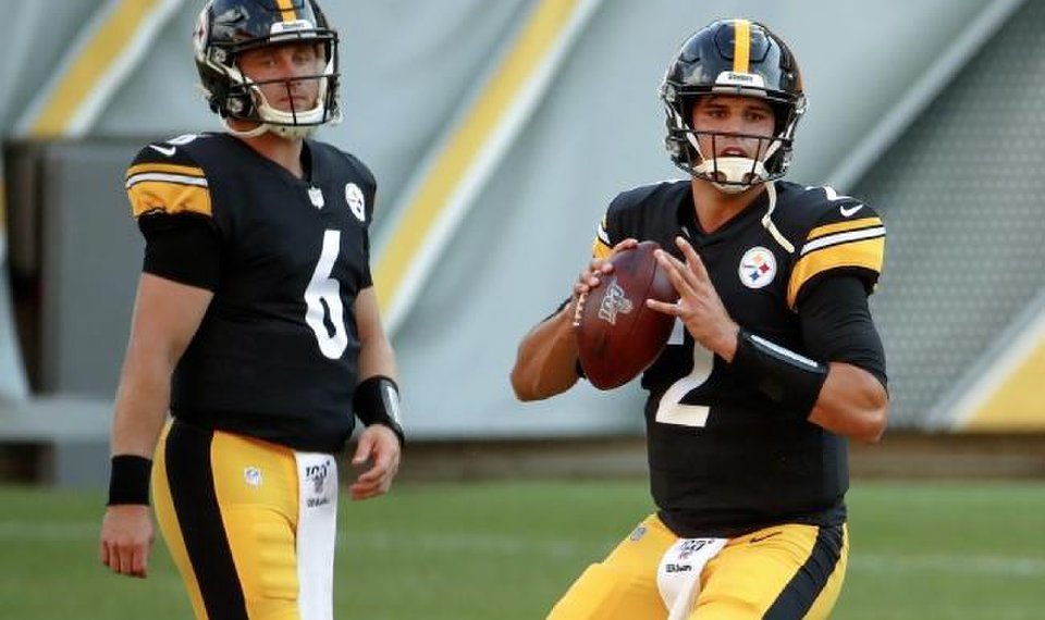 Pittsburgh Steelers Quarterback Mason Rudolph Believes He Can Be A Starter In The Nfl Despite A Rocky 2019