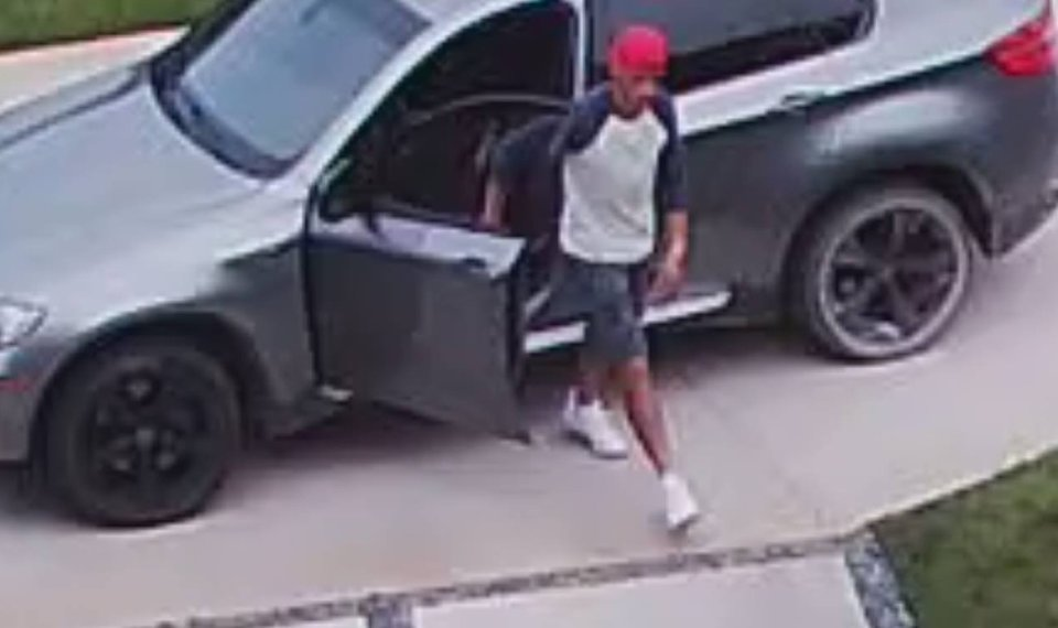 Man accused of stealing painting and steaks from Edmond